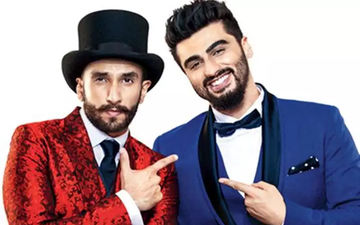 Ranveer Singh's Hilarious Comment On Arjun Kapoor's Instagram Post Will Remind You Of Karan Arjun- Here's Why