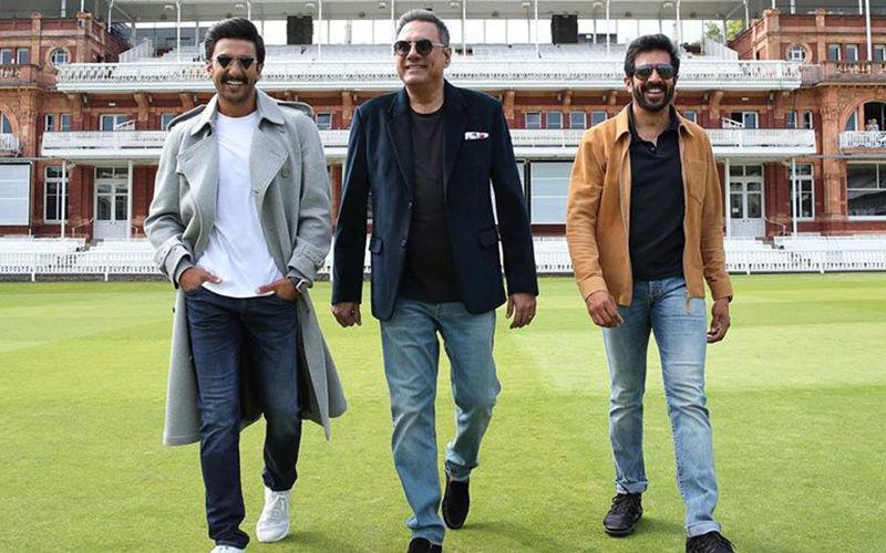 Kabir Khan's '83: Boman Irani Joins Ranveer Singh Starrer; All Set To Play 'Boyhood Hero' Farokh Engineer