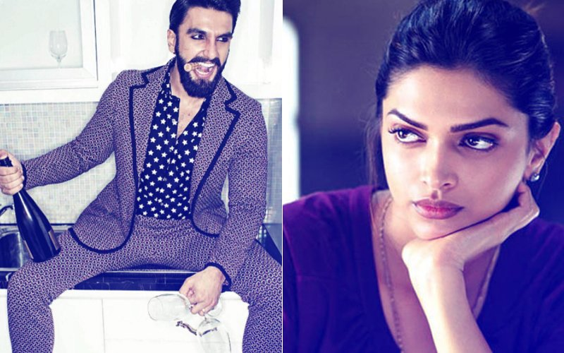 Ranveer Singh's Conversation About His FIRST KISS Will Make Deepika Padukone JEALOUS!