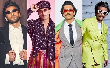 Want To Beat Summer In Style? Take Cues From Ranveer Singh And His Cool And Trendy Eyewear Collections