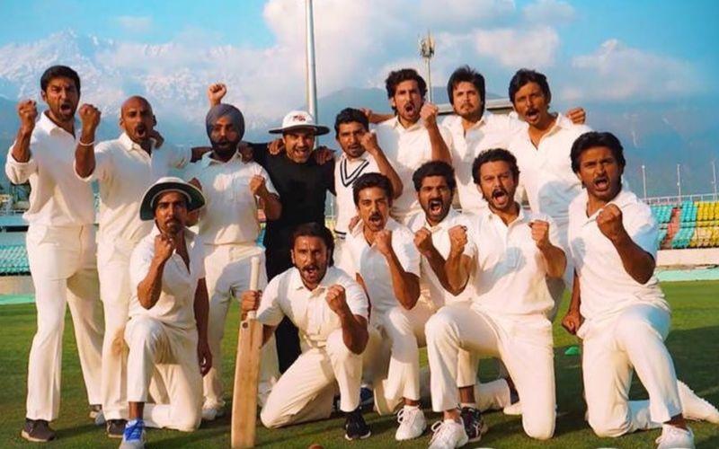 रणवीर सिंह ने फिल्म '83' से फर्स्ट लुक किया शेयर, ठीक एक साल बाद बोलेंगे हल्ला बोल