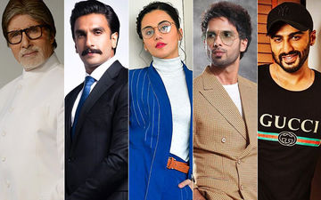 "India-Pakistan World Cup '19 Pre-Excitement: Bachchan, Arjun, Taapsee, Ranveer, Shahid React, ""Alag Hi Maza Hoga, But Hope It Stays Healthy"""