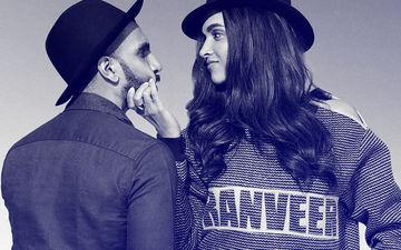 Deepika Padukone Cannot Stop Gushing Over 'Yummie' Ranveer Singh