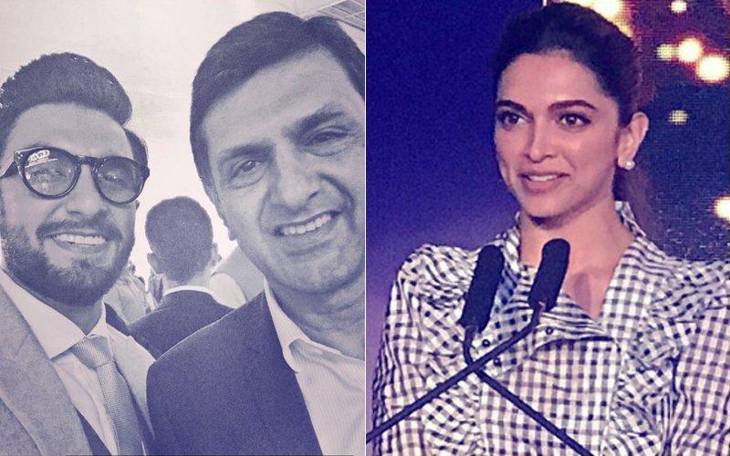 Ranveer Singh Is In AWE Of Girlfriend Deepika Padukone's Dad. Here's Why...