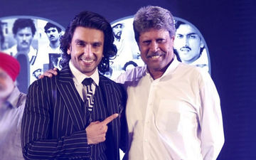 Ranveer Singh To Undergo 1 Month Training Under Kapil Dev For Kabir Khan's 83