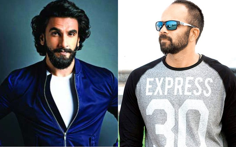 ranveer singh and rohit shetty