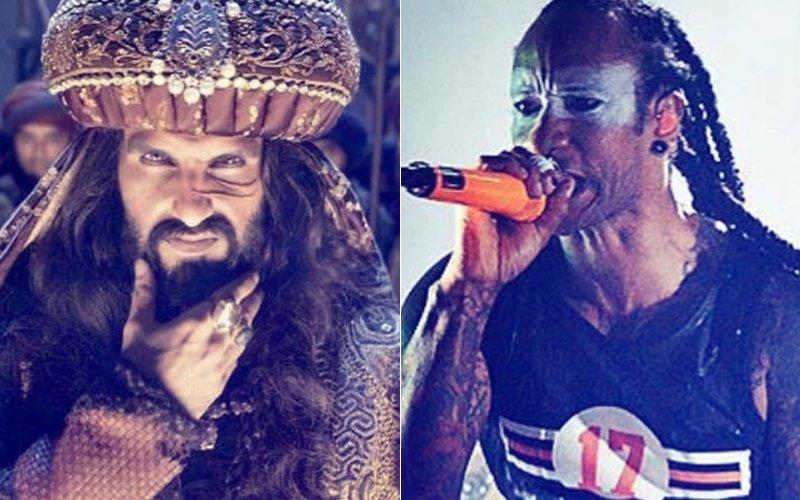 Ranveer's Histrionics in Padmaavat Stun Prodigy's Lead singer Maxim