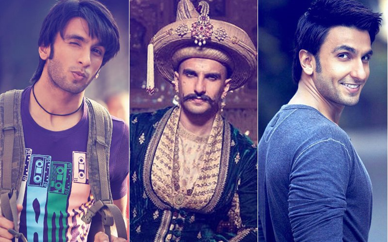 From Band Baaja Baaraat To Padmavati, Birthday Boy Ranveer Singh's 5 Sassy Looks