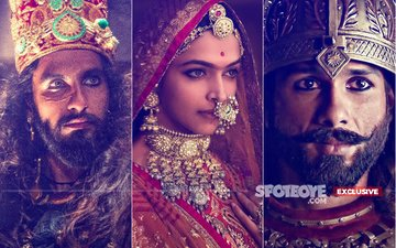 PADMAVATI BOX-OFFICE: If The Film Does NOT Release Smoothly, How Will It Collect Rs 360 Crore?