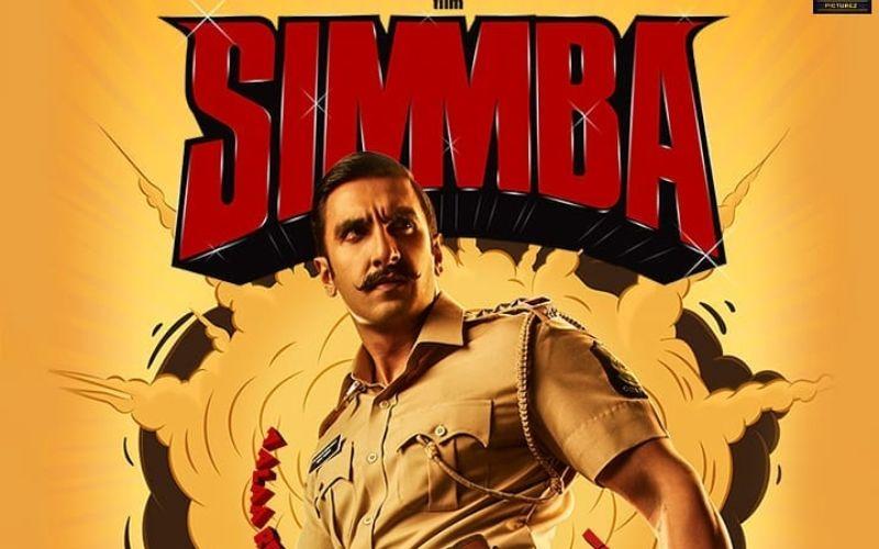 बॉक्स ऑफिस पर नहीं थम रही है सिंबा की रफ्तार, पहले वीकेंड का कलेक्शन हो गया इतने करोड़