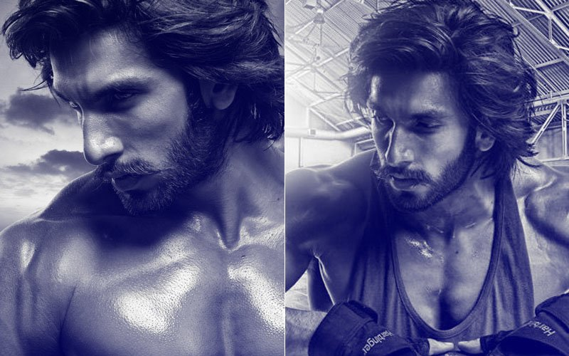Man Crush Monday: Ranveer Singh Is All Motivated To Get Sweaty & Fit
