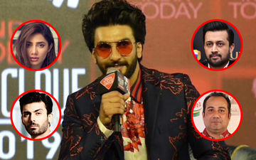 "Ranveer Singh On Banning Pakistani Artistes: ""If Even One Soldier's Mother Believes  We Shouldn't Engage Them, We Should Follow That"""