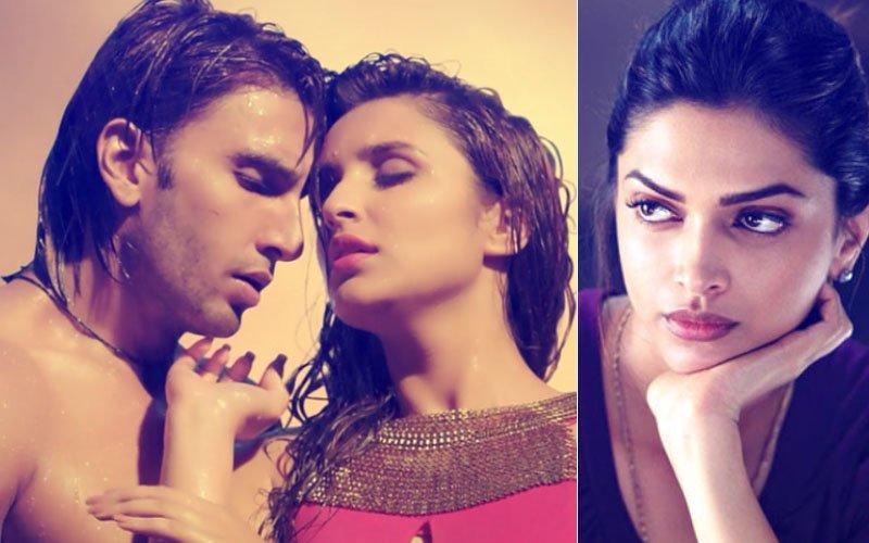 Parineeti Chopra's 'BATHTUB DESIRE' With Ranveer Singh Might Upset Deepika Padukone