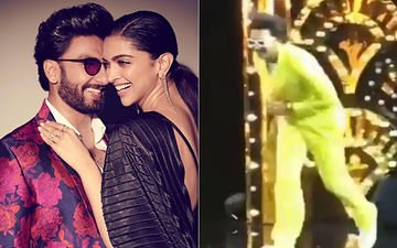 Ranveer Singh Reveals Deepika Padukone's Secret Talent, Also Shows Kapil Dev's Bowling Action!