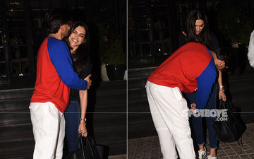 Ranveer Singh's PDA And Exuberance Is His Usual Self. Why The Hell Is He Being Trolled?