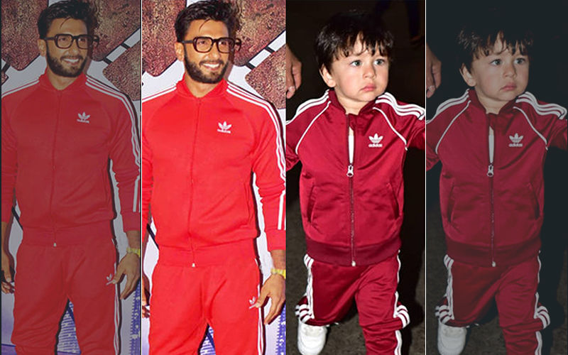 Ranveer Singh's Style Gets Stiff Competition From This Star-Kid And It's Not Taimur This Time