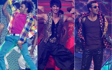 Throwback Thursday: Ranveer Singh, Sushant Singh Rajput & Ranbir Kapoor's Dance Moves Makes Us Impatient For IIFA