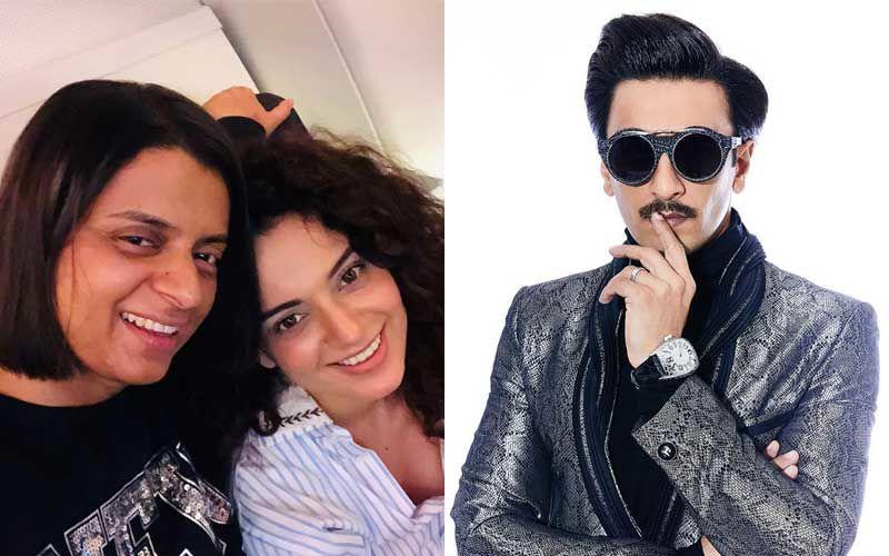 Kangana Ranaut's Sister Rangoli Takes A Jibe At 'Rich' Ranveer Singh's Struggles In Bollywood; Details Inside