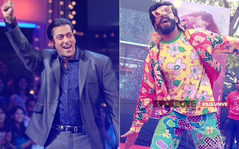 10 Ka Dum Season 8: Ranveer Singh Is Sony's Go-To-Guy If Salman Khan Declines
