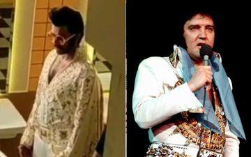 Ranveer Singh Dresses As Legendary Singer Elvis Presley; Video Goes Viral From Mumbai's Xavier's College