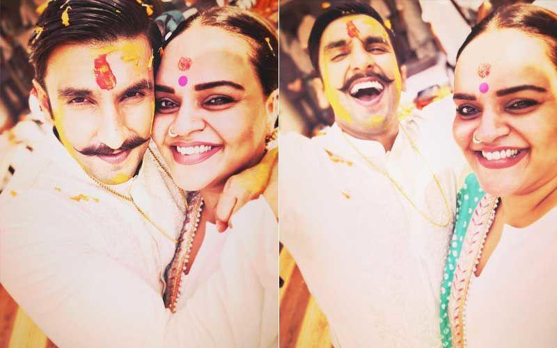 Ranveer Singh's Haldi Ceremony, Inside Pics: Actor's Premium Glow Unmissable!