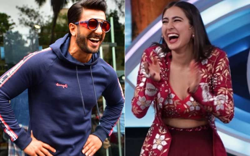 Ranveer Singh-Sara Ali Khan Troll Each Other And We Are ROFL