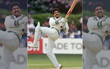 '83: Ranveer Singh Hits It Hard; Recreates Kapil Dev's Iconic Natraj Shot
