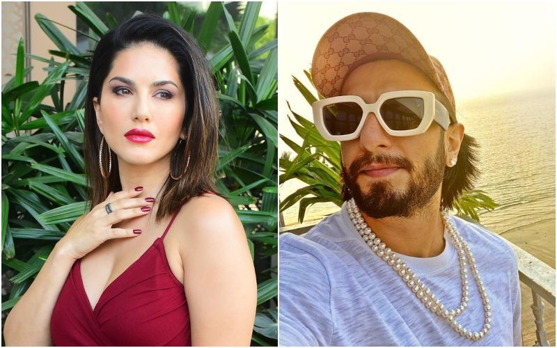 Sunny Leone Takes The Showstopper Challenge; Hilariously Mimics Ranveer Singh's Ramp-Walk Style