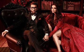 दीपिका पादुकोण और रणवीर सिंह के वेडिंग रिसेप्शन से पहली तस्वीर आई सामने, बस निहारते ही रह जाएंगे आप