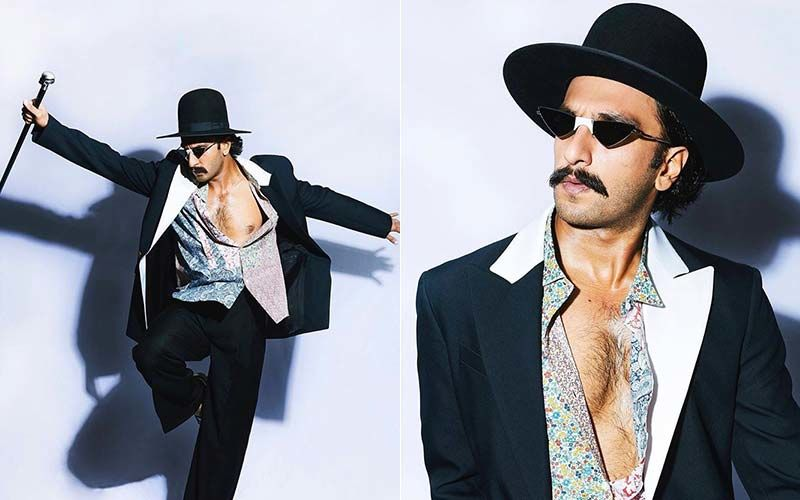 'Fashion Police, Arrest Ranveer Singh,' Joke Fans As Actor's Charlie Chaplin Look At Elle Beauty Awards 2019 Goes Viral