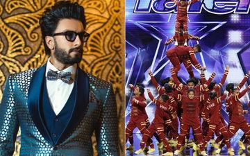 V Unbeatable डांस ग्रुप पर गर्व करते हैं रणवीर सिंह, ट्वीट करके कही यह बात