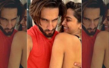 Ranveer Singh Sees Off Deepika Padukone Once Again Amid Her Hectic Shooting Schedule; Actress Leaves For Alibaug With Siddhant Chaturvedi- VIDEO