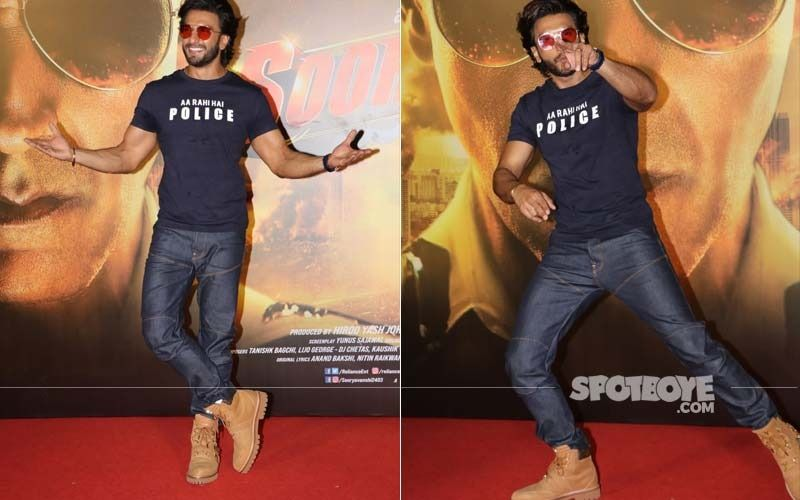 Sooryavanshi Trailer Launch: Ranveer Singh's Louis Vuitton Ankle Boots' Cost Is As Good As A Down Payment