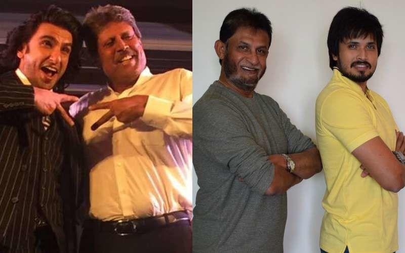 रणवीर सिंह की फिल्म '83' में संदीप पाटिल के बेटे चिराग पाटिल निभाएंगे अपने ही पिता की भूमिका