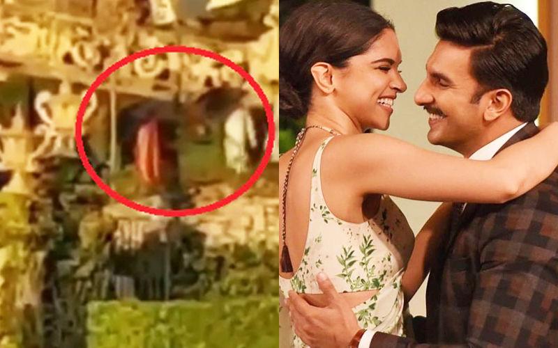 रणवीर सिंह-दीपिका पादुकोण की शादी: लाख कोशिशों के बाद भी Leak हो ही गया इनके शादी के बाद का वीडियो