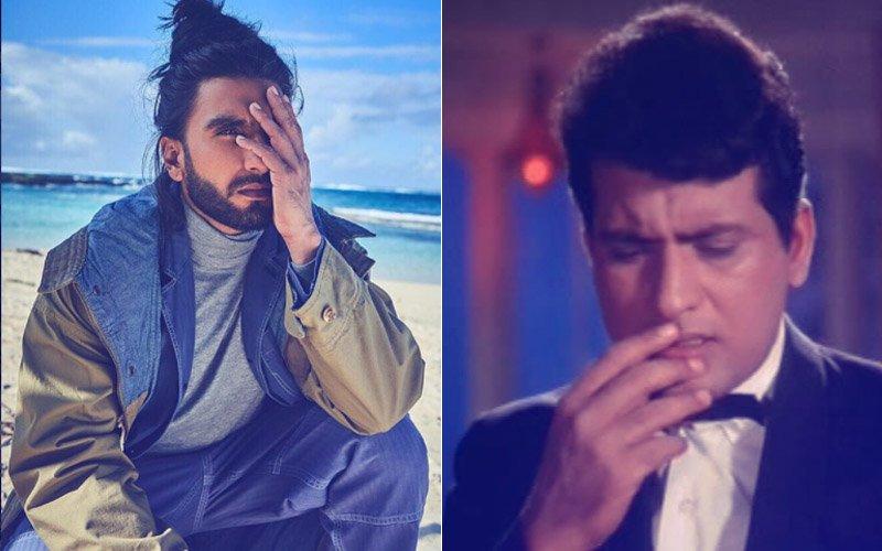 Ranveer Singh Imitates Manoj Kumar; Veteran Actor Hails His Enthusiasm