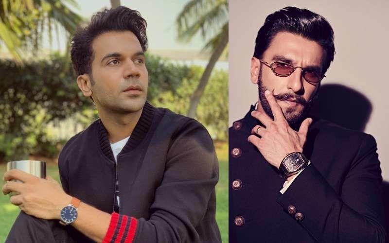 Omg! रणवीर सिंह को अपना गे पार्टनर बनाना चाहते हैं राजकुमार राव