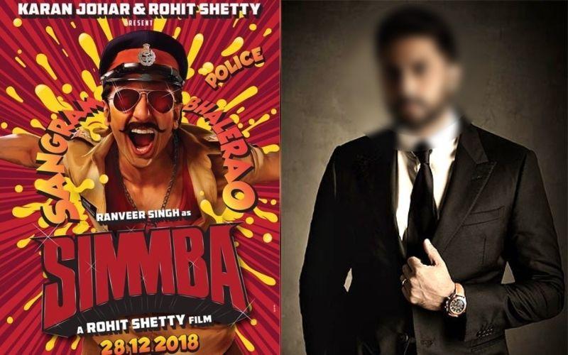 रणवीर सिंह नहीं बल्कि बॉलीवुड का ये एक्टर था फिल्म सिंबा के लिए फर्स्ट चॉइस, नाम जानकार हैरान रह जाएंगे