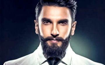 Ranveer Singh Reveals His Lockdown Look; WARNING: Things Are About To Get HOT - Watch Video