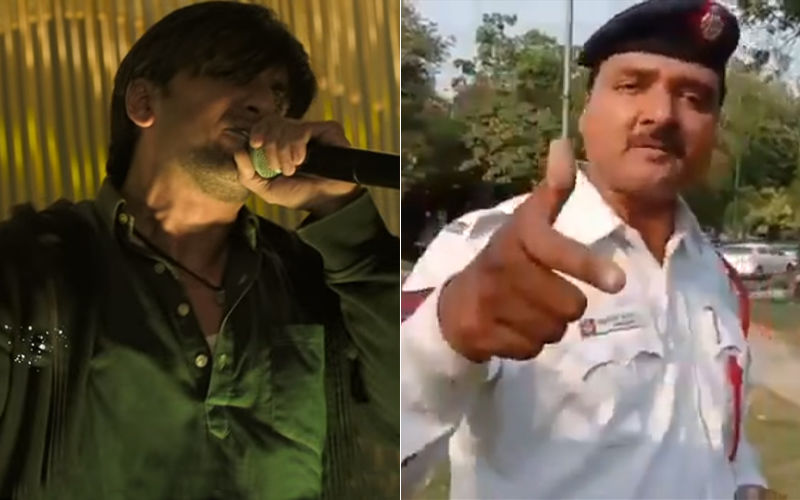 Delhi Traffic Cop's Rendition Of Ranveer Singh's 'Apna Time Aayega' Goes Viral