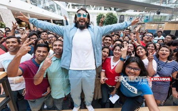 Happy Birthday Ranveer Singh: Guess What Did Actor's Fan Club Do On His Special Day? - EXCLUSIVE