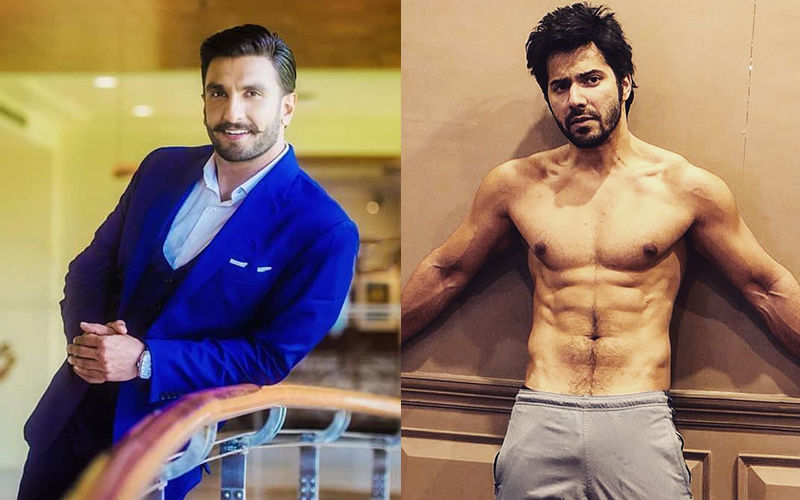 Ranveer Singh Gatecrashes Varun Dhawan's Instagram Live; Teases The Actor With Coolie No 1's Bhel Puri Song
