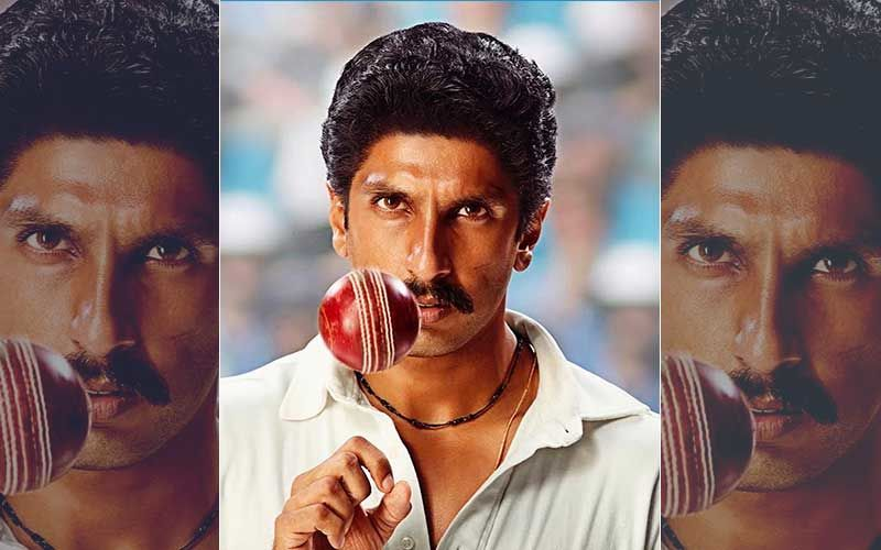 Ranveer Singh Shares First Look From '83; Netizens Can't Get Over The Resemblance With The Real Kapil Dev