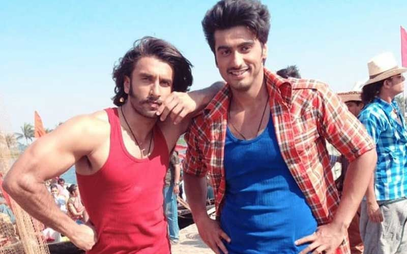 Arsenal Vs Chelsea FA Cup Final: Ranveer Singh Gives A 'Gunday' Twist With Arjun Kapoor As They Gear Up To Watch The Match