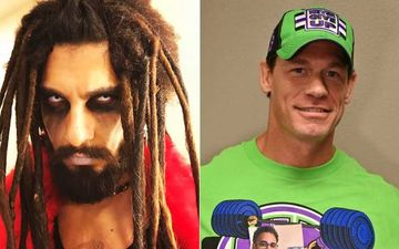 WWE Star John Cena Posts A 'Stone Cold Singh' Aka Ranveer Singh's Picture; The Actor Cannot Stop Laughing