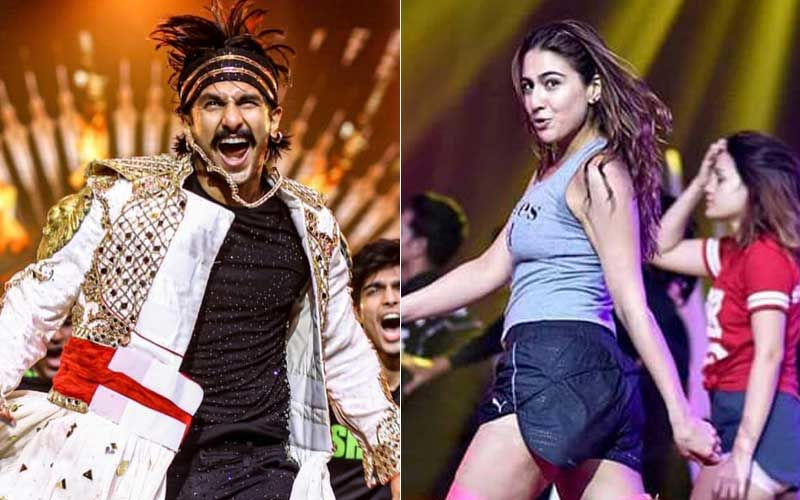 IIFA Awards 2019 Rehearsals: Gully Boy Ranveer Singh Dances, Raps; Sara Ali Khan Prepares For Award Night Debut
