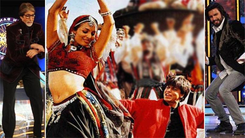 ख़ुशी से झूम उठे रणवीर सिंह, शाहरुख़-मलाइका के साथ किया छैयां छैयां तो बिग को देसी बॉयज के गाने पर करवाया डांस
