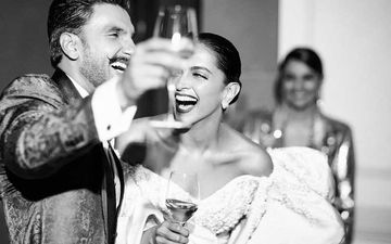 Ranveer Singh Birthday: Wifey Deepika Padukone Has The Most Adorable Wish For Hubby; Calls Him Her 'Centre Of My Universe'