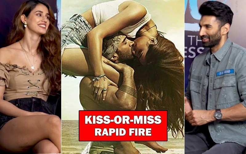 Disha Patani-Aditya Roy Kapur's KISS-OR-MISS RAPID FIRE: Who Won?- EXCLUSIVE