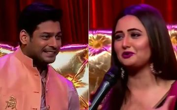 Mujhse Shaadi Karoge: Rashami Desai-Sidharth Shukla Are Back With Their Nok Jhok; Leave Audience In Splits-WATCH